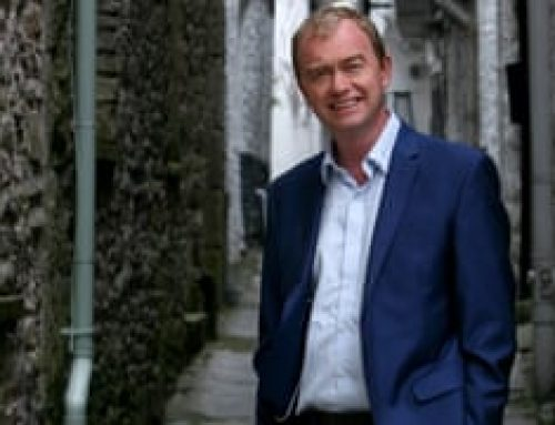 MP Tim Farron Visit
